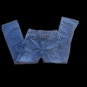 Blue Mossimo Jean's sz 6 curvy bootcut